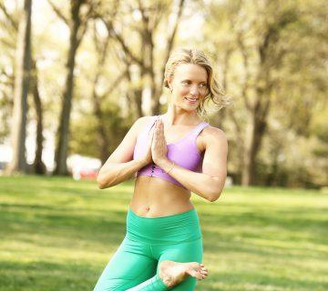 Yoga Journal Bryant Park