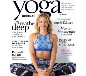 Yoga Journal Live Estes Park, CO