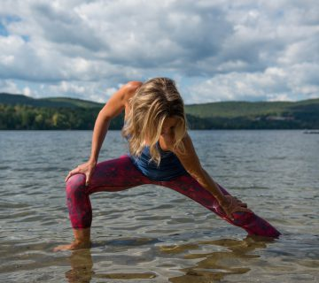 Yoga Journal Event at Kripalu